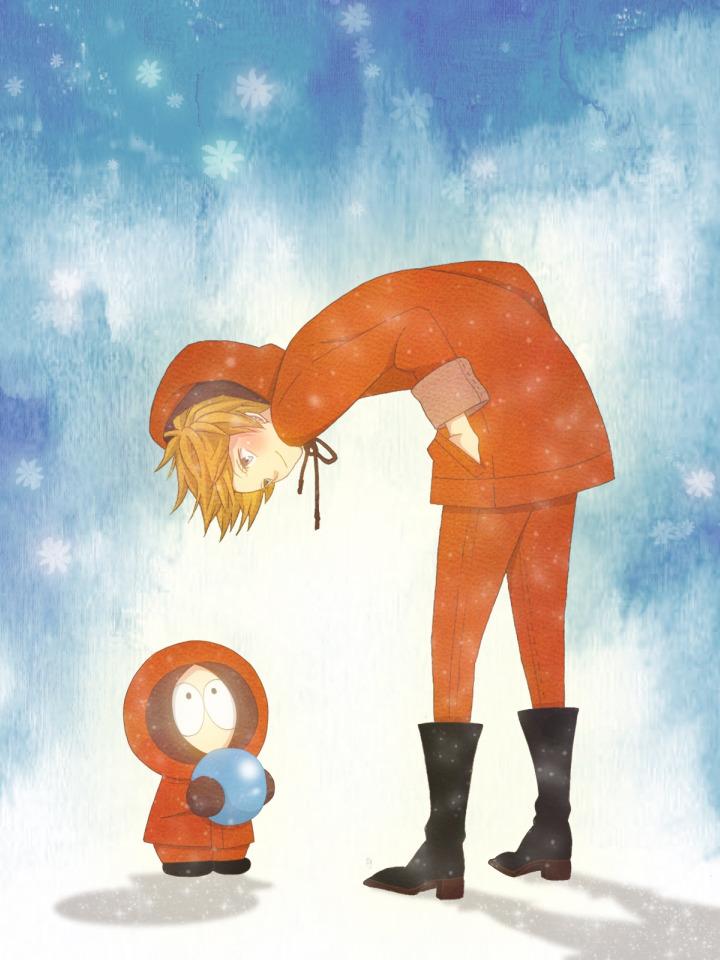 Kenny Anime Style Kenny Mccormick South Park Fan Art 37396519 Fanpop