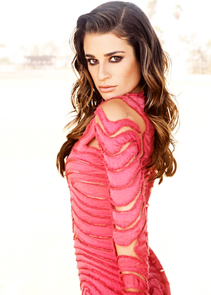 Lea Michele Photoshoot