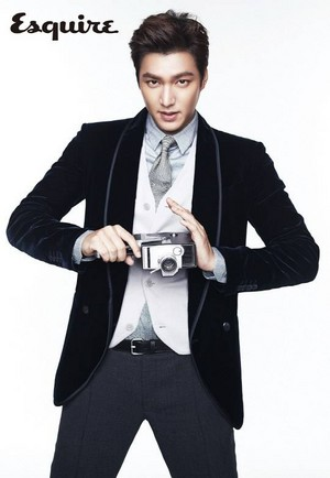 Lee Min Ho - 'Esquire'