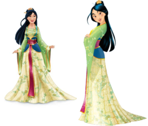 mulan (Current and New Design's)