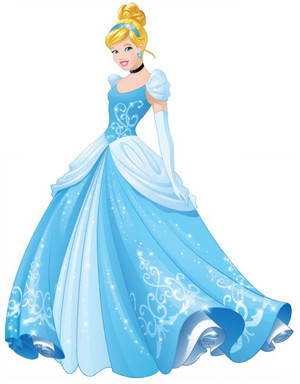 Walt Disney images - Princess Cendrillon