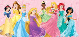 New disney Princess desain