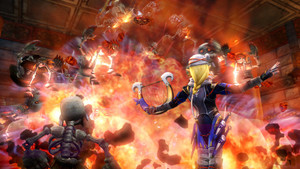 Sheik in Hyrule Warriors