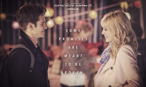 The Amazing Spider-Man 2 - Peter Parker and Gwen Stacy