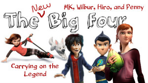 The New Big Four