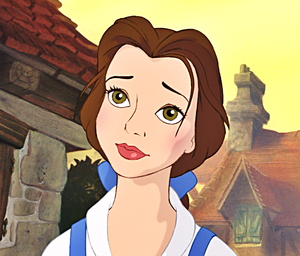 Walt disney - Princess Belle