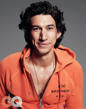 Adam Driver for GQ Magazine