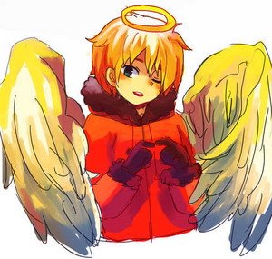 Angel Kenny [Anime Style]