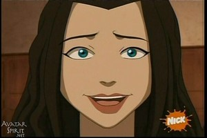 Azula has changed?