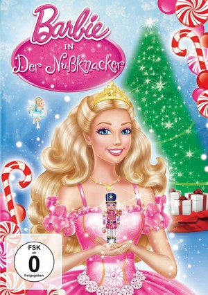 Barbie in The Nutcracker 2014 DVD Cover HQ