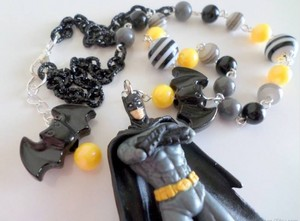 Batman Rear View Mirror Charm