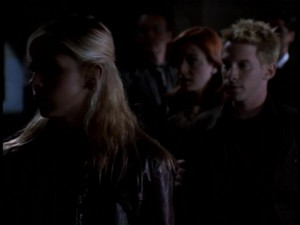 Buffy Oz and Willow