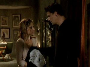 Buffy and Angel