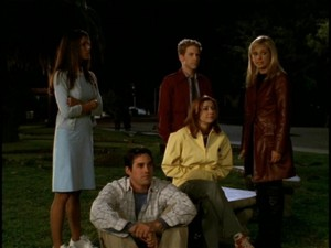 Buffy and Friends