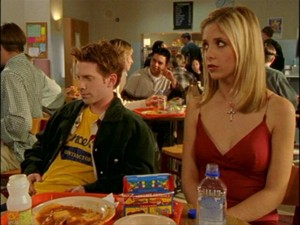 Buffy and Oz