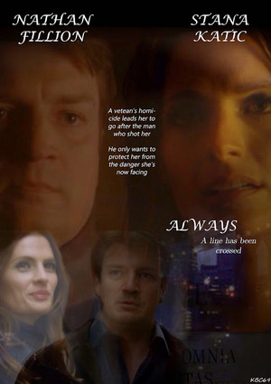 Castle: 4x23 Always
