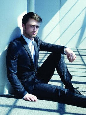 Daniel Radcliffe / Robert Ascroft Photoshoot