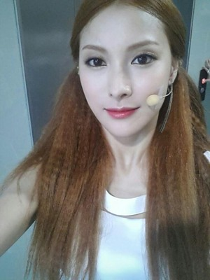 Gyuri for SBS MTV