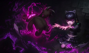 League Of Legends - Annie