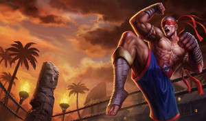 League Of Legends - Lee Sin
