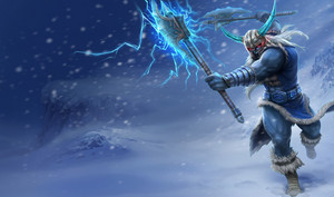 League Of Legends - Olaf