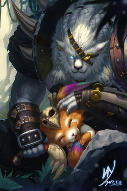League Of Legends - Rengar