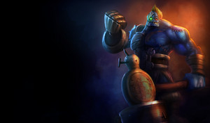 League Of Legends - Sion