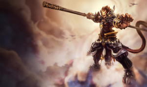League Of Legends - Wukong