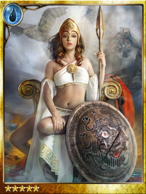 Legend of the Cryptids Athena
