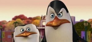 Skipper and Kowalski