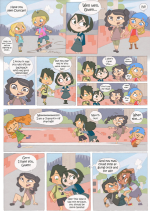 Total Drama Kids Comic: Part 2