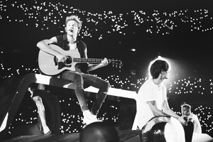 Where We Are Tour - Niall and Louis