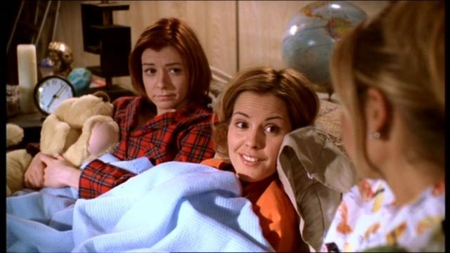 Willow Anya and Buffy