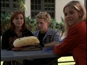Willow Oz and Buffy