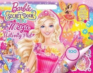 barbie and the secret door new books
