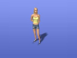 dawn in the sims 2