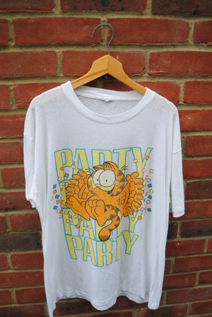 garfield Tshirt Found on eBay!!!