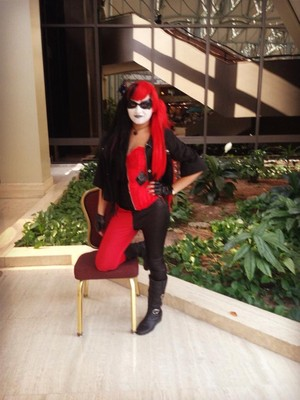harley quinn new 52 cosplay
