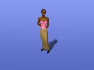 jessi in the sims 2