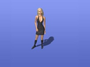 stacey in the sims 2