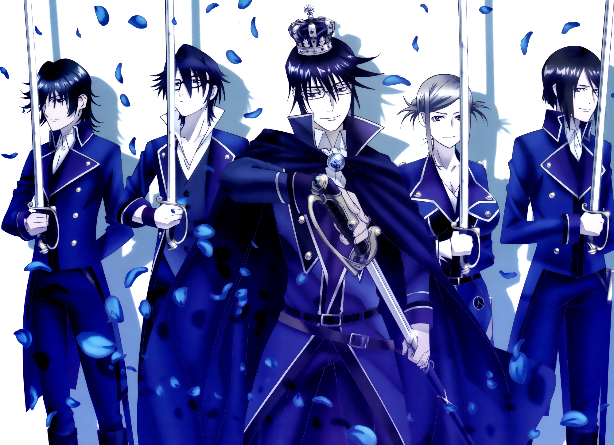 K Project The Anime Kingdom Wallpaper 37519391 Fanpop