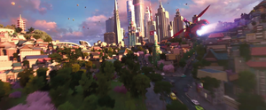 Big Hero 6 Screenshot