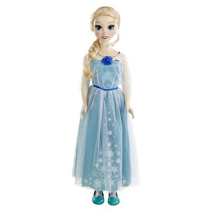 Disney Frozen My Size Elsa Doll