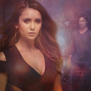 Elena and Damon season 6