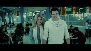 Emmett with Rosalie
