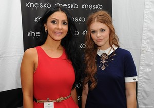 Holland at the Splash Media Event by Live Love Spa