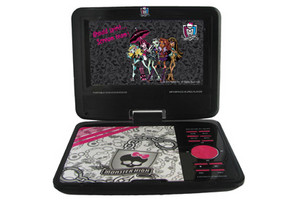 Monster High DVD Player