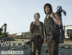 Promo Season 5 ~ Carol and Daryl