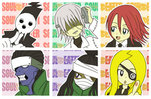 Soul Eater Characters