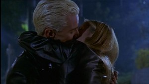 Spike and Buffy Bot
